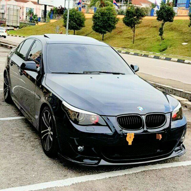 Buy Bmw 525i E60 25l Lci A Msport Sambung Bayar Car Continue