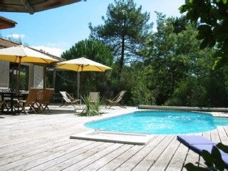 All+wooden+villa,+next+to+the+basin+and+the+ocean+++Holiday Rental in Lege Cap Ferret from @HomeAwayUK #holiday #rental #travel #homeaway