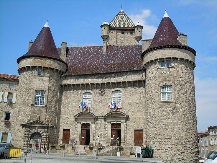 Le Château d'Aubenas
