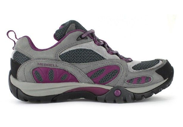 MERRELL Womens Azura Castle Rock/Purple - Womens Outdoor Shoes - Womens