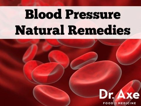 High Blood Pressure Natural Remedies http://www.draxe.com #healthy #natural #holistic