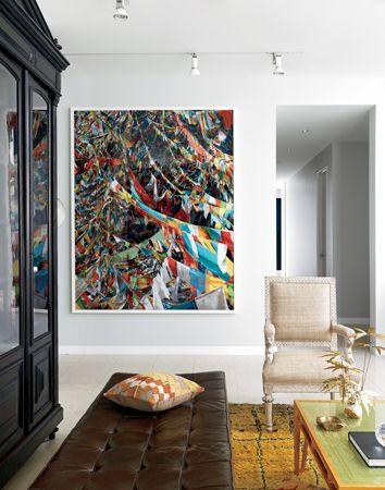 Nate Berkus Associates Design A Layered Gold Coast Condo