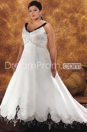 66 best Plus size Wedding Dresses images on Pinterest | Wedding ...