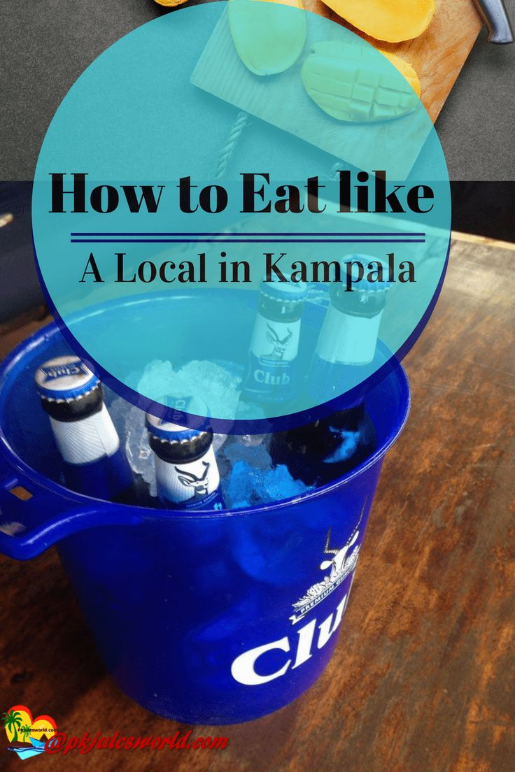 Is overpriced hotel or restaurant food for you? Not us! Here's how to find Kampala's most authentic eateries, including food shacks that dish out mouth-watering local cuisine. Eat like a local in Kampala. via
