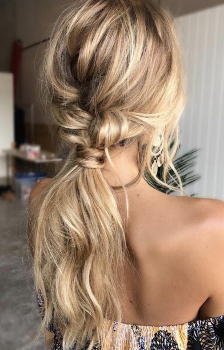 best 25 french braid ponytail ideas on pinterest hair