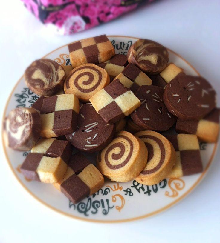簡単で可愛いアイスボックスクッキーを大量生産しちゃおう☆ - SnapDish