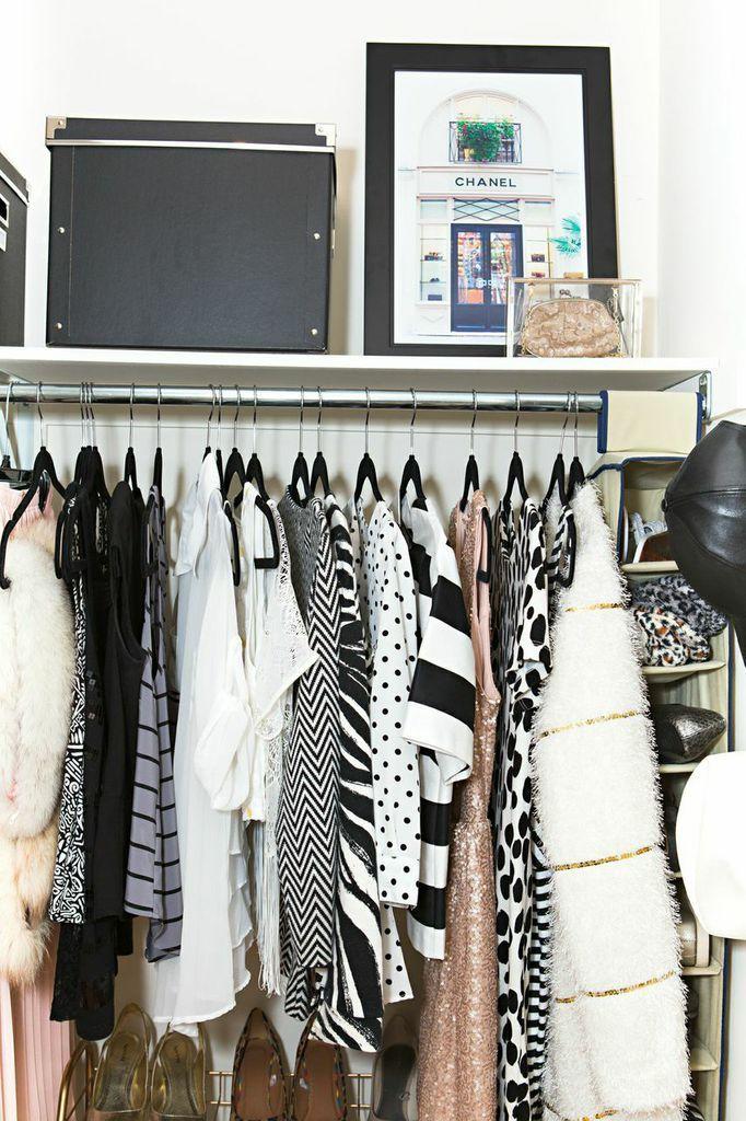 Studio Apartment Closet Ideas 226 best closet ideas images on pinterest   closet organization