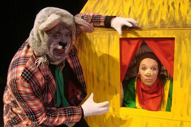 Adventure Idea: Lilliput Players at Baxter Theatre