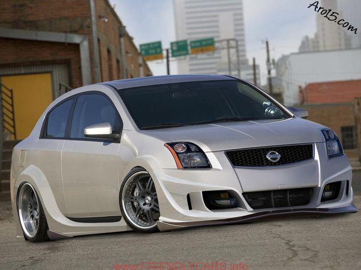 nice nissan sentra 2010 body kit car images hd ...