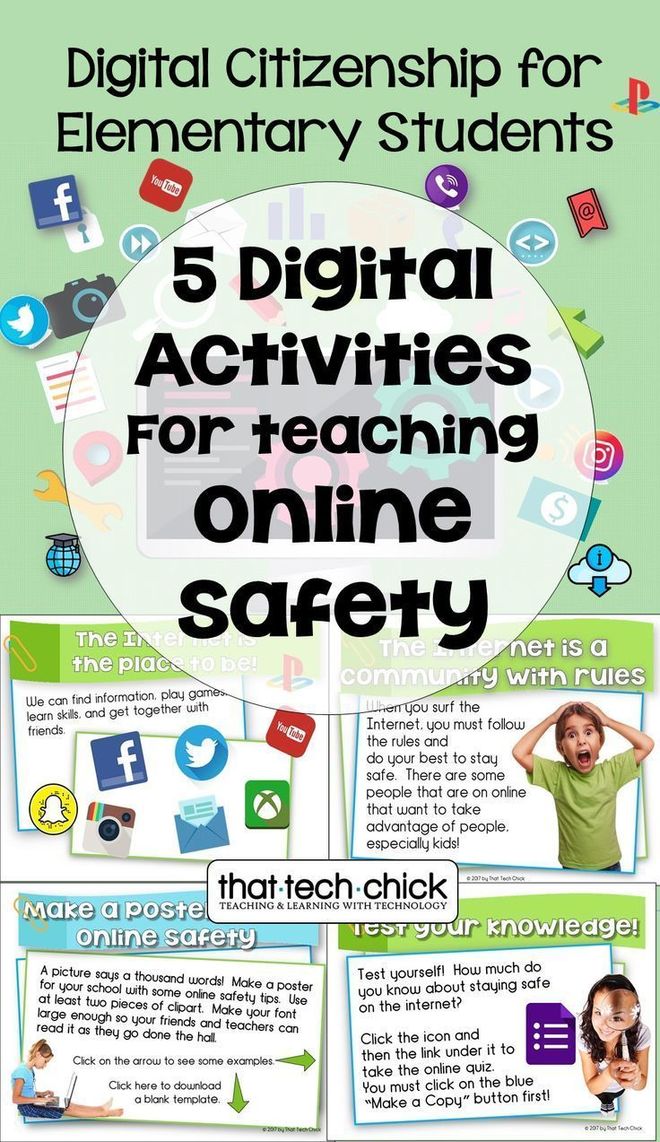 Pin On Digital Citizenship For Students