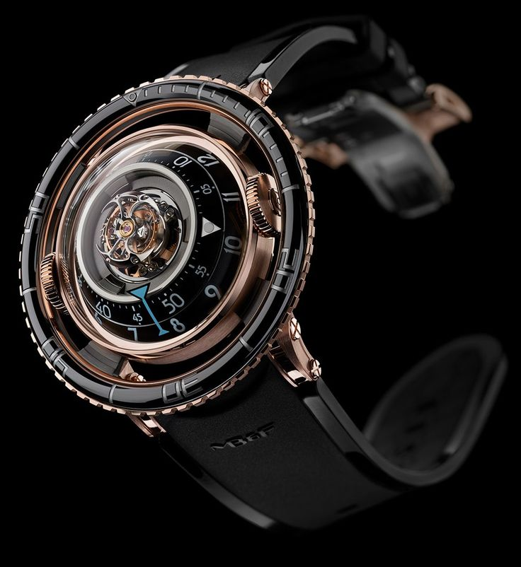 MBandF HM7 Aquapod Red Gold - Limited 66 pieces - Perpetuelle