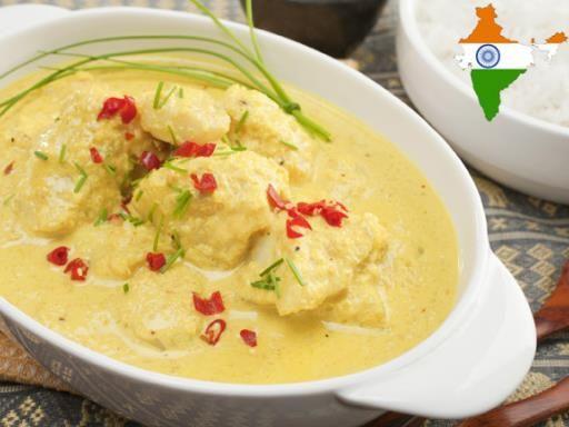 Recette Curry de poisson au lait de coco, notre recette Curry de poisson au lait de coco - aufeminin.com
