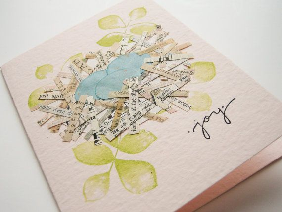 Handmade card: Stuff, Beautiful Handmade Cards, Newnanc, Pin, Handmade Cards Prints, Art Cards Scraps, Card Ideas, Card Making, Baby