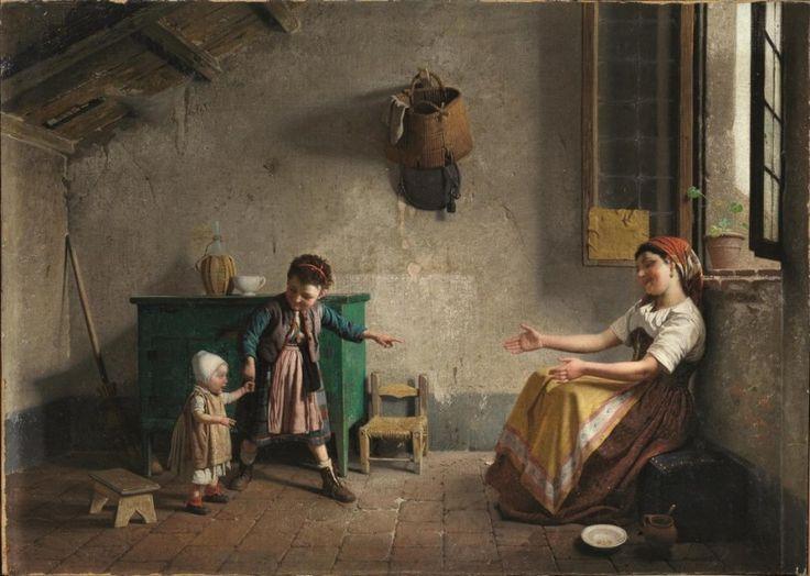 Art in Pills: I primi passi nella pittura di Gaetano Chierici - Cultora, Cultora
