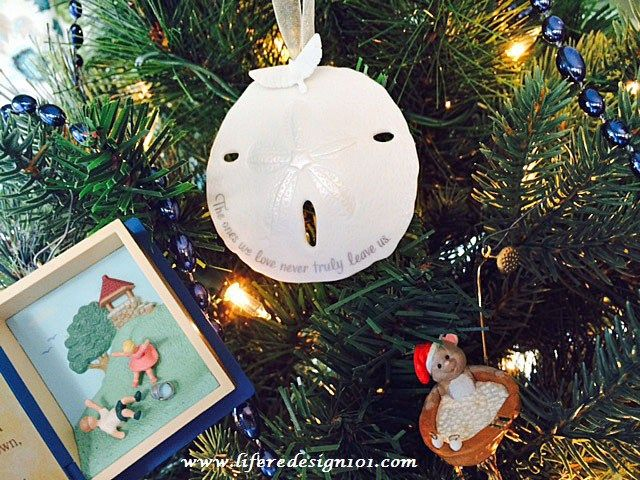 How to Live a Life That Matters   Christmas ornaments are really a legacy  of memories wrapped up in a tiny package.