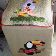 Capa para lavadora de roupas Brastemp 11 kg