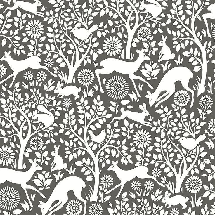 Shop Brewster Home Fashions  2702-227 Mirabelle Meadow Animals Wallpaper at ATG Stores. Browse our wallpaper, all with free shipping and best price guaranteed.