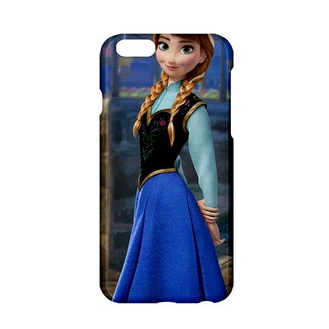 Anna Frozen iPhone 6 Case Cover Hardshell