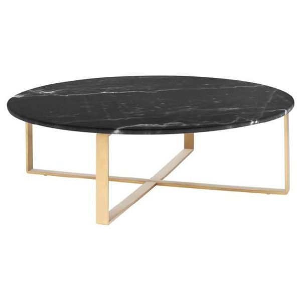 Black Marble Coffee Table is as beautiful as white