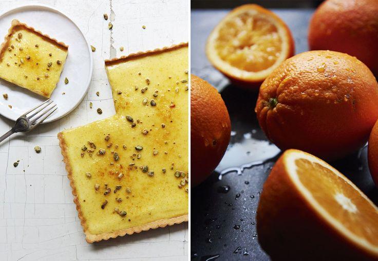 Tærte   Fantastisk tærte med appelsin   Bobedre.dk