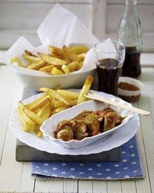 Currywurst rezepte ruhrgebiet