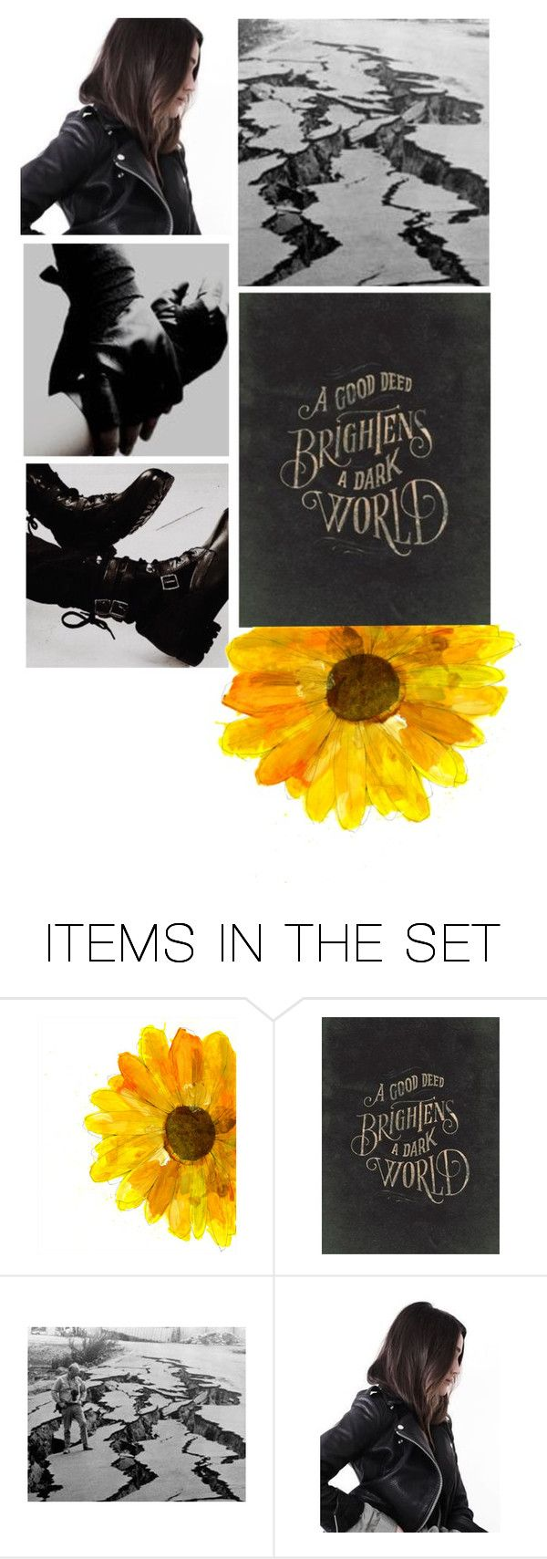 """Daisy Johnson"" by uniquely-sarah ❤ liked on Polyvore featuring art, marvel, AgentsofSHIELD and daisyjohnson"