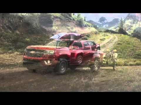 2016 Chevy Colorado For Sale Near Kerrville | Cavender Chevrolet
