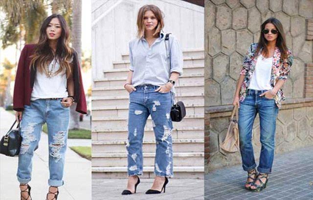 Kot pantolonlarının, kombine olmaları ve rahatlıkları nedeni ile en çok giyilen kıyafet olmasına artık şaşırmıyoruz.  Bu sonbaharda da sokak kıyafetlerinin trendi kot pantolon olacağa benziyor. Kadınlar için özellikle erkeklerden ödünç alınmış gibi duran yırtık ve eskitilmiş …