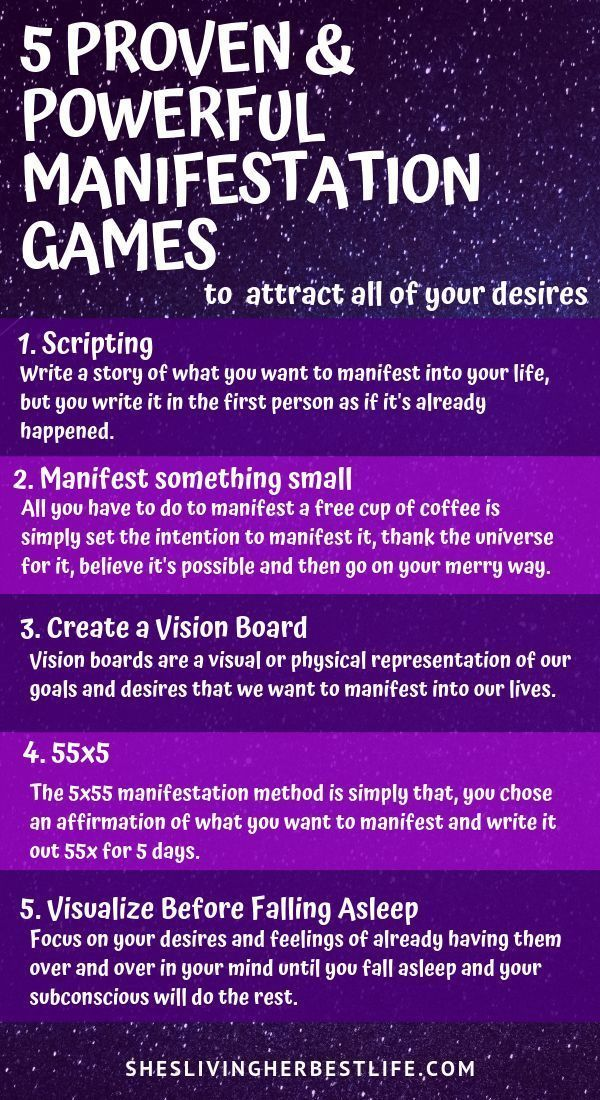 If you want to manifest more into your life with t…