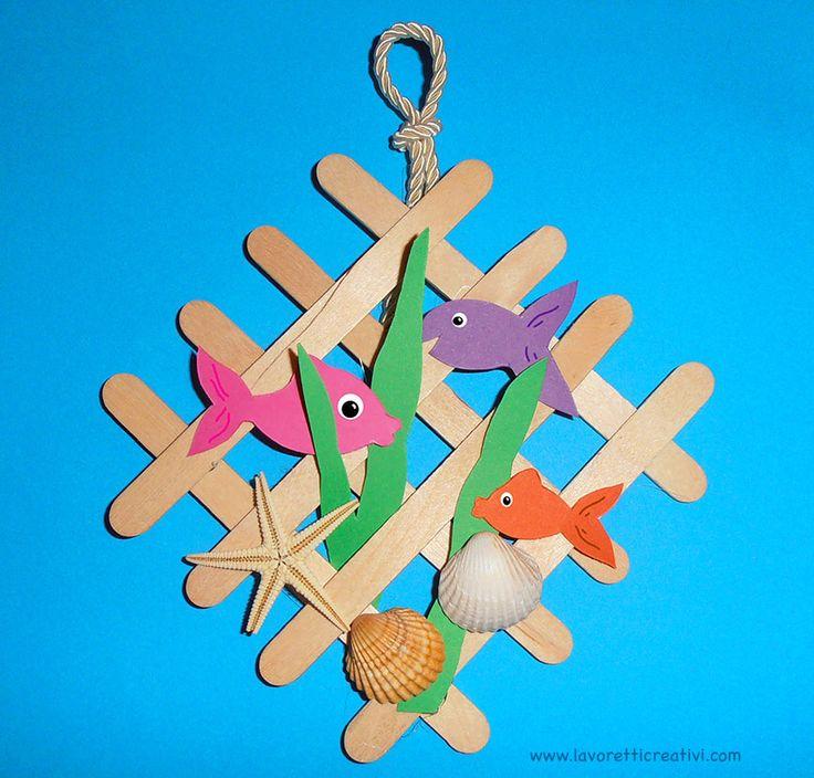 Fish Christmas ornament.