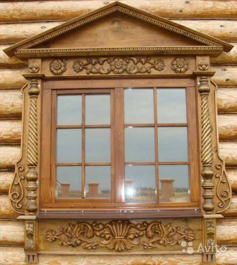 О чём рассказывают оконные наличники русских домов: символизм в деревянном зодчестве | STENA.ee