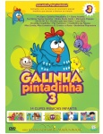 Galinha Pintadinha 3 (DVD)