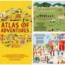 Atlas of Adventures - Inspiration for your summer activities