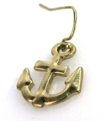 Anchor Earrings: Anchor Earrings Summerrr, Anchor Earrings I, Style Fashion Clothes, Anchors Hold, Beach Outfits, Earrings Molly, Anchor Earrings Need, Accessories Beauty Clothes, Anchor Issues P