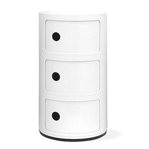 Componibili Opbevaringsmøbel (Hvid)