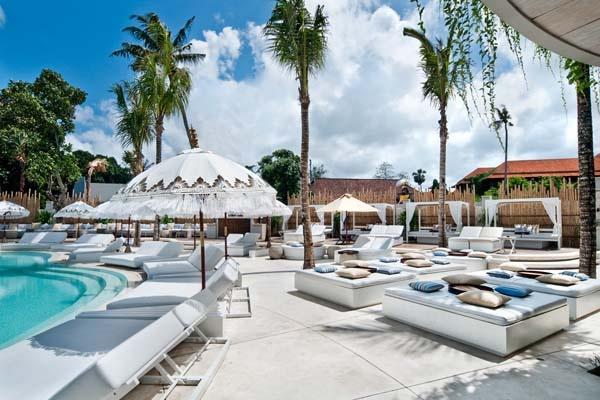 Cocoon Beach Club, Bali