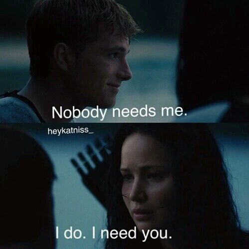 30 hunger game quotes katniss #hunger #games