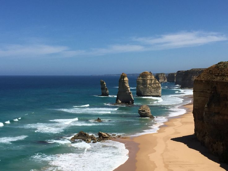 12 Apostles, Port Campbell, VIC