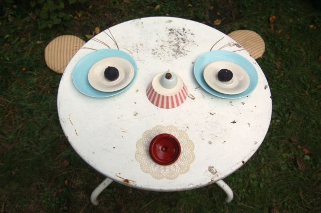 Table face