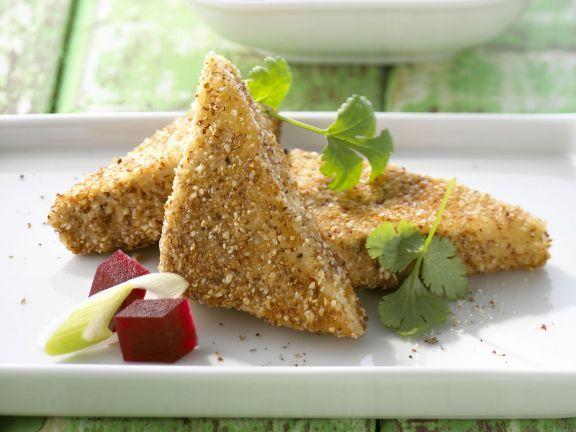 Knuspriger Tofu mit Roter Bete ist ein Rezept mit frischen Zutaten aus der Kategorie Tofu. Probieren Sie dieses und weitere Rezepte von EAT SMARTER!