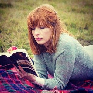 Read our interview with 'Calvary' star Kelly Reilly on tribecafilm.com #Calvary #KellyReilly