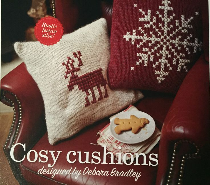 1000+ ideas about Christmas Cushion Covers on Pinterest Christmas cushions,...