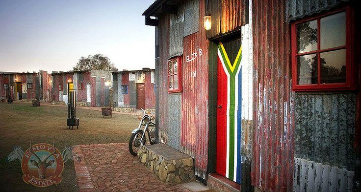 Shanty Town at Emoya Estates   Atlas Obscura