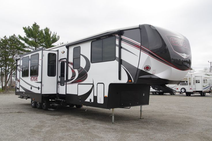 New 2016 Heartland Edge 397 5th Wheel For Sale - 301901 - 1