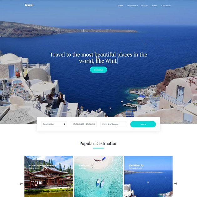 Deejee Dj Bootstrap Website Template Website Template Free Web Template Event Website