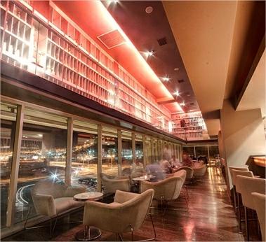 El cool y acogedor bar AG de enjoy Antofagasta.