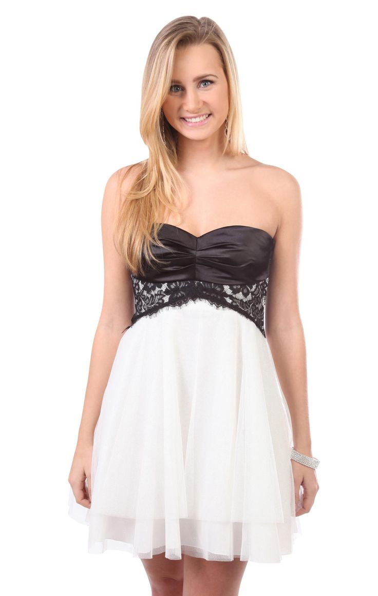 159 best Party Dresses images on Pinterest | Homecoming kleider ...
