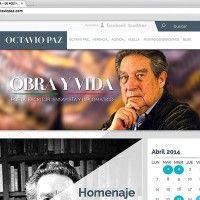 Circulan libres en web 56 obras de Octavio Paz.