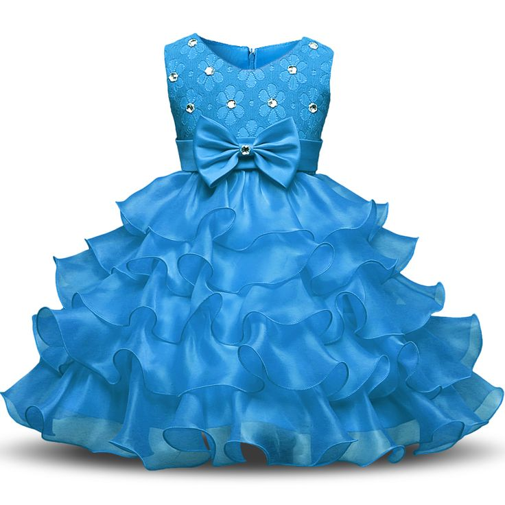 $14.10 (Buy here: https://alitems.com/g/1e8d114494ebda23ff8b16525dc3e8/?i=5&ulp=https%3A%2F%2Fwww.aliexpress.com%2Fitem%2FBaby-Girl-Summer-Dress-2016-Children-Bridesmaid-Dress-Tutu-Kids-Clothes-Party-Dresses-For-Girl-Wedding%2F32739044760.html ) Baby Girl Summer Dress 2016 Children Bridesmaid Dress Tutu Kids Clothes Party Dresses For Girl Wedding Infant Princess Ball Gown for just $14.10