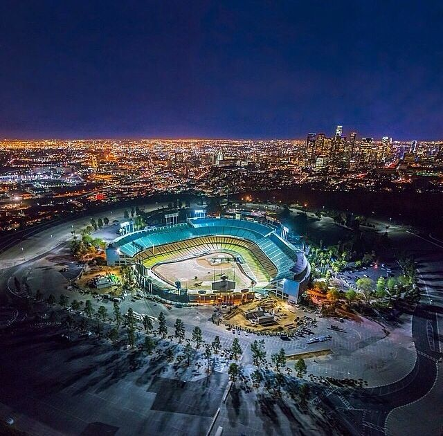 beautiful la   background  dodger stadium southern cali pinterest beautiful